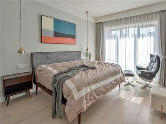 130平米四室一厅宜家风格卧室图片大全
