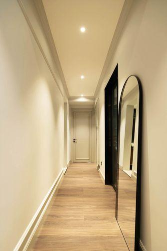 80平米三室两厅混搭风格走廊装修图片大全