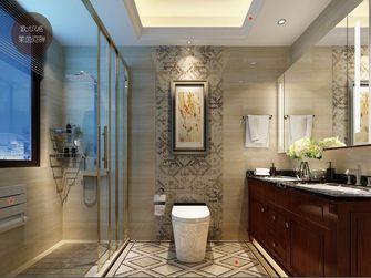 豪华型140平米四室两厅法式风格卫生间装修效果图