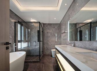 140平米别墅现代简约风格卫生间装修案例