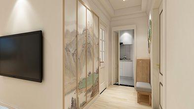 70平米一室两厅北欧风格玄关设计图