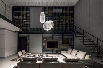 110平米一室两厅现代简约风格客厅欣赏图