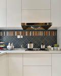 30平米以下超小户型地中海风格厨房图片
