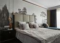 130平米三宜家风格卧室图片