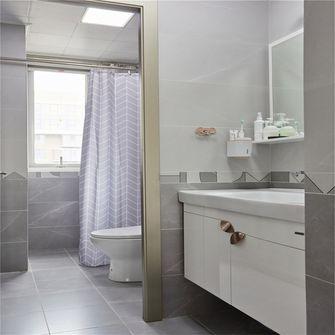140平米四室一厅日式风格卫生间装修效果图