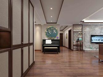 140平米四室一厅中式风格走廊装修图片大全