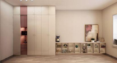 140平米三室两厅现代简约风格儿童房装修图片大全
