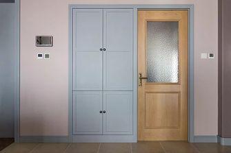 130平米三美式风格储藏室装修案例