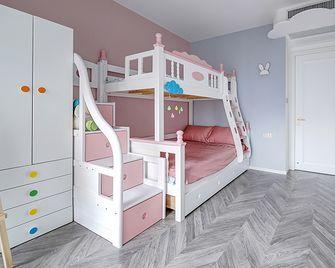 120平米地中海风格儿童房图片大全