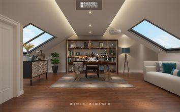 140平米别墅法式风格阁楼设计图
