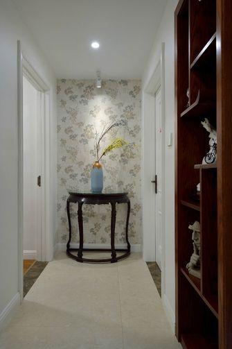 80平米中式风格走廊装修案例
