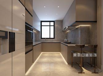 140平米别墅美式风格厨房装修效果图