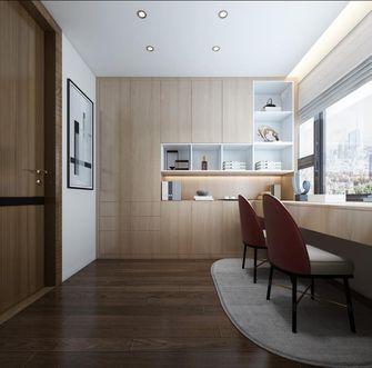 140平米四室两厅中式风格书房图