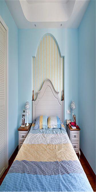 90平米四地中海风格卧室装修案例