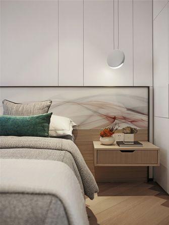 90平米日式风格卧室装修效果图