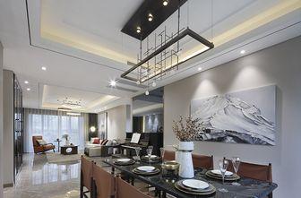 120平米三室一厅宜家风格餐厅图片