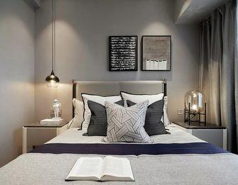 100平米四现代简约风格卧室图