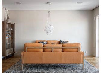 50平米小户型日式风格客厅欣赏图
