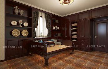 70平米一室一厅中式风格书房欣赏图