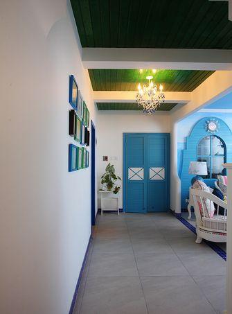 富裕型90平米地中海风格走廊装修效果图