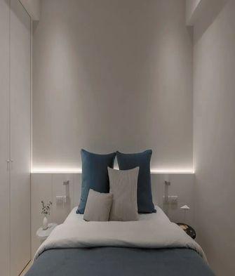 70平米一室两厅现代简约风格卧室装修效果图