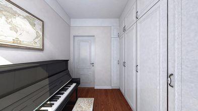 90平米三室两厅美式风格衣帽间效果图