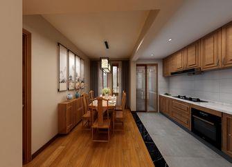 70平米一室两厅中式风格厨房装修效果图