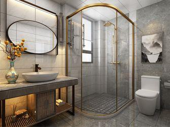 130平米四室两厅中式风格卫生间装修效果图