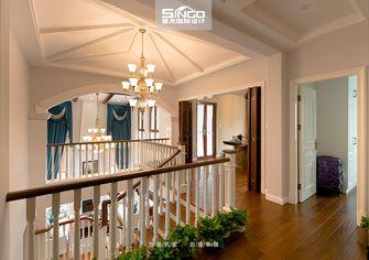 豪华型140平米别墅美式风格楼梯欣赏图
