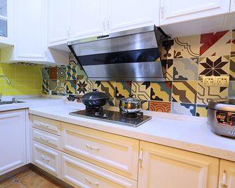 90平米三室两厅东南亚风格厨房图片大全