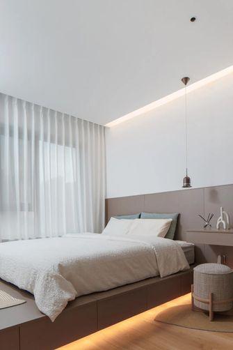 80平米三宜家风格卧室设计图
