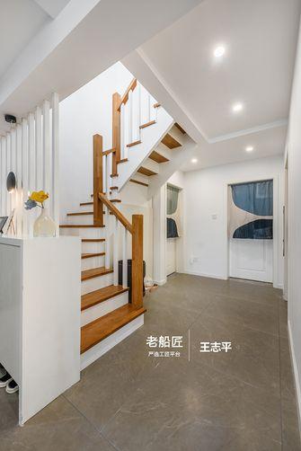 富裕型140平米复式北欧风格阳光房图片