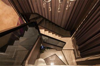 经济型90平米公寓现代简约风格楼梯欣赏图