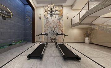 140平米复式中式风格健身室图