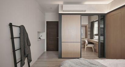90平米混搭风格卧室装修案例
