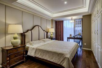 130平米复式新古典风格卧室图片