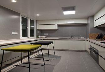 130平米四室两厅地中海风格餐厅图