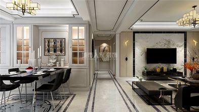 140平米三室两厅新古典风格走廊装修案例