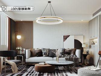 10-15万80平米三室一厅欧式风格客厅装修效果图