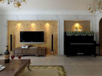 现代简约风格背景墙图片
