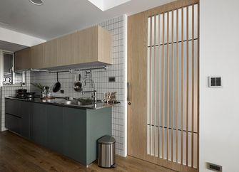 110平米四日式风格厨房装修案例