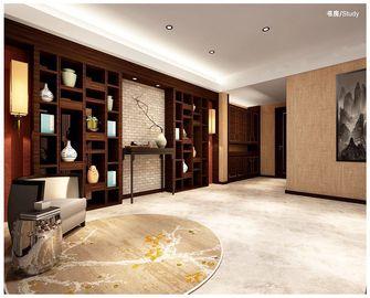 140平米四中式风格储藏室欣赏图