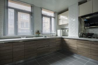 10-15万120平米三室两厅混搭风格厨房图