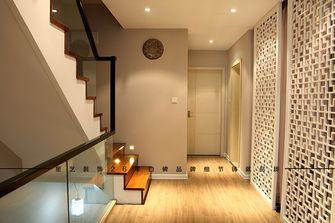 20万以上140平米别墅中式风格楼梯装修图片大全