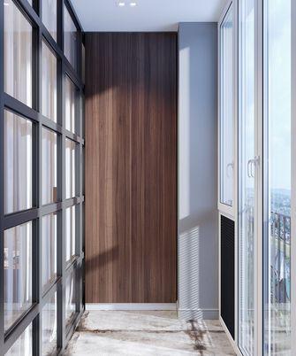 140平米欧式风格阳光房装修效果图
