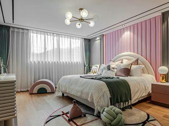 140平米别墅现代简约风格儿童房图