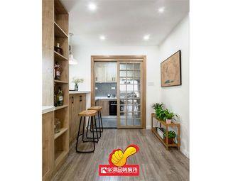 130平米三室两厅日式风格走廊装修案例