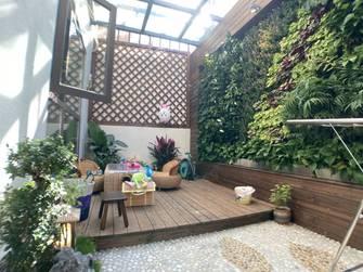 140平米复式混搭风格阳光房装修效果图