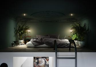 40平米小户型混搭风格卧室装修案例