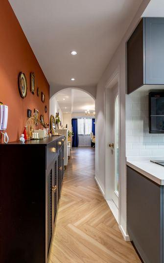 60平米公寓东南亚风格玄关装修案例